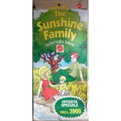 Famiglia Felice Sunshine Family bambole 1975