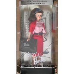 Barbie Busy Gal riproduzione anni 60 1995