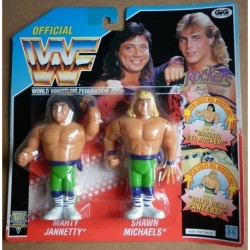 WWF personaggi Rockers Marty Jannetty e Shawn Michaels