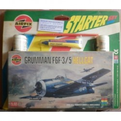 Airfix aereo Grumman F6F-3/5 Hellcat 1/72