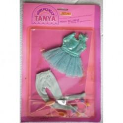 Vestito per bambola Tanya Emporio Prima Ballerina azzurro 2