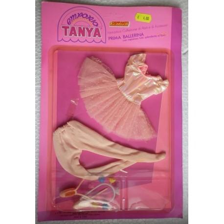 Vestito per bambola Tanya Emporio Prima Ballerina rosa