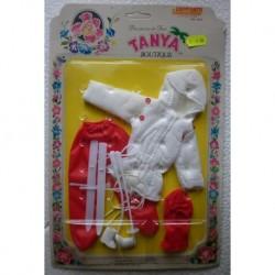 Boutique completo sci per bambola Tanya Principessa dei fiori
