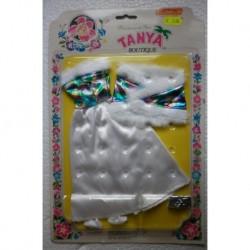 Vestito bianco Boutique per bambola Tanya Principessa dei fiori