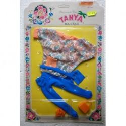 Completo Boutique per bambola Tanya principessa dei fiori