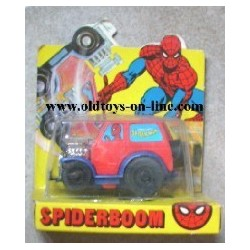 Marvel Uomo Ragno Spiderman Spiderboom 1979
