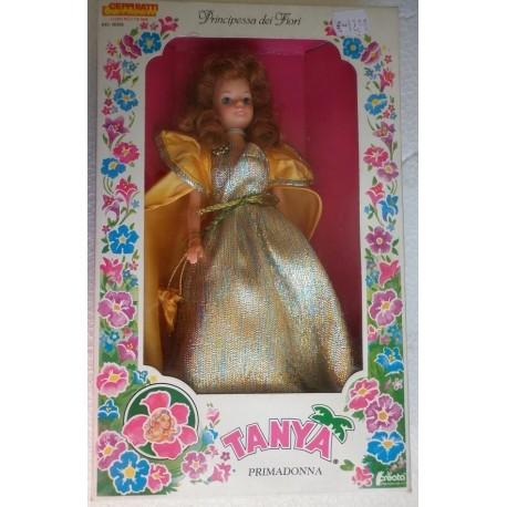 TANYA PRINCIPESSA DEI FIORI CEPPI RATTI bambola ANNI /'80 4