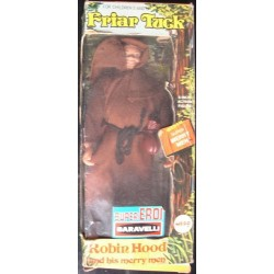 Mego personaggio frate Tuck serie Robin Hood 1974