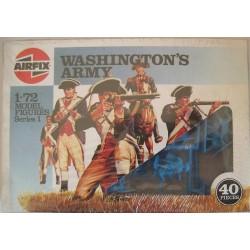 Airfix soldatini Esercito di Washington 1/72
