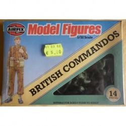 Airfix soldatini WWII Commando Inglesi 1/32
