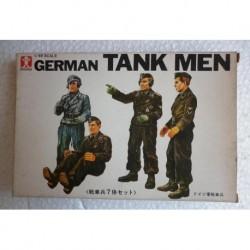 Bandai soldatini carristi tedeschi 1/48