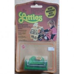 The Littles dondolo e cane 1980