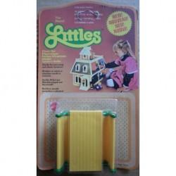 The Littles tavolo e sedie da picnic 1980