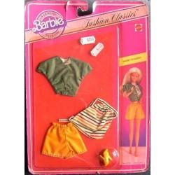 Vestito Barbie Fashion Classics Short 'n Sassy 1982
