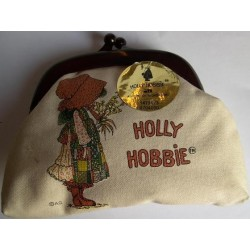 Holly Hobbie borsellino marrone