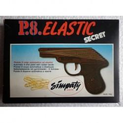 Simpaty pistola P.8. ELASTIC Secret spara elastici