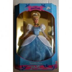 Walt Disney bambola Cenerentola occhi brillanti 1995
