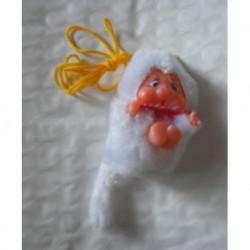 Moncicci Daisuke Toho Bussan miniatura bianco