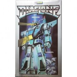 Revell Robot Diaclone Microrider kit di montaggio 1/60 1984
