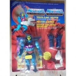 Motu Masters of the Universe Terror Claws Skeletor 1986