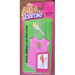 Vestito Barbie Best Buy fashions camicia notte 1978