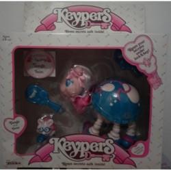 Tonka Keypers personaggio tartaruga Tango e Twist 1988