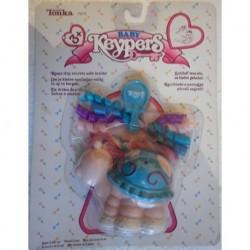 Tonka Baby Keypers personaggio tartaruga Taps 1987