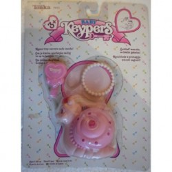 Tonka Baby Keypers personaggio chiocciola Pearl 1987