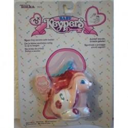 Tonka Baby Keypers personaggio coniglio Blossom 1987