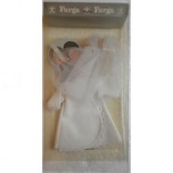 Furga bambola minifurga Lella e Lulu' abito sposa