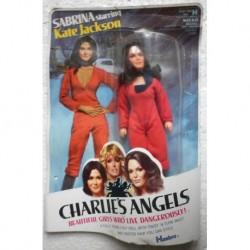 Hasbro Charlie's Angels bambola Sabrina Duncan Kate Jackson 1977