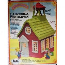 Mego Gig Flippo Trippo la scuola dei clown 1981