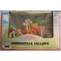 Mego Gig Flippo Trippo la Carrozzella dei clown Calliope 1981