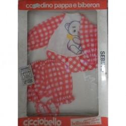 Corredino pappa per bambola Cicciobello