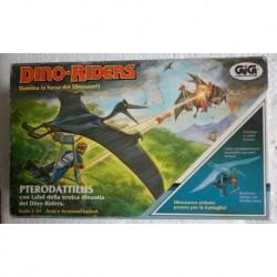 Dino Riders Pterodattilus + personaggio Lahd