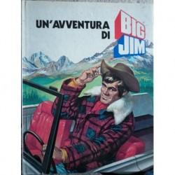 Libro cartonato Un'Avventura di Big Jim 1977