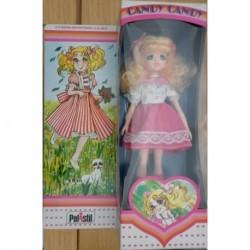 Bambola Candy Candy mini fuxia