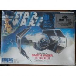 Ertl Guerre Stellari Star Wars Darth Vader astronave 1989