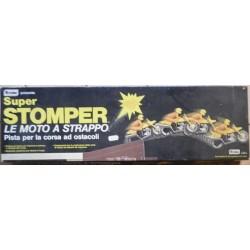 Polistil Schaper Super Stomper pista moto a strappo 1982