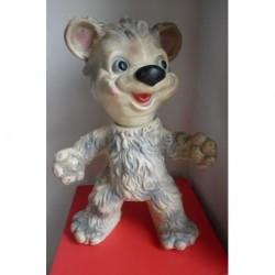 Ledraplastic Ledra plastic orso pupazzo di gomma