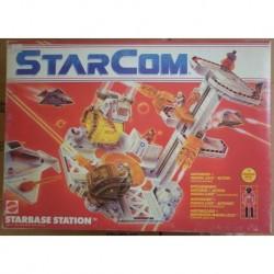 Mattel Starcom Starbase Station Stazione base con personaggio 1990