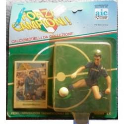 Forza Campioni Calciomodelli Giuseppe Bergomi SC Inter