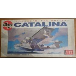 Airfix kit aereo Consolidated PBY-5A Catalina 1/72 1991