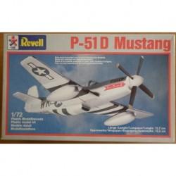 Revell kit aereo P-51 D Mustang 1984 1/72