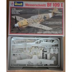 Revell kit aereo Messerschmitt Bf 109 E 1/72 1984