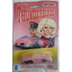 Thunderbirds auto Rolls Royce di Lady Penelope Fab 1 1992