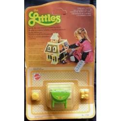 The Littles - tavolo verde