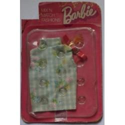 Barbie Mix 'n Match Fashions vestito top 1973