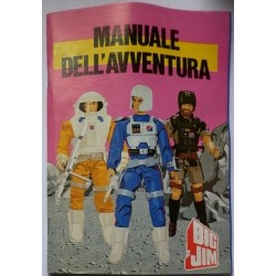 Mattel Big Jim Manuale dell'avventura