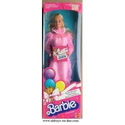 Barbie bambola Buon Compleanno 1983